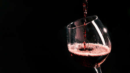 Glass of wine Stock Photo - 107744874