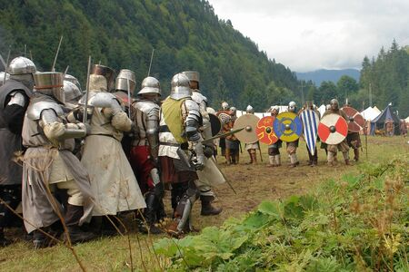 armaments: Time Tour in Middle Ages