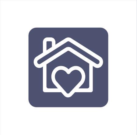 logo image remains at home in box navy color Logo