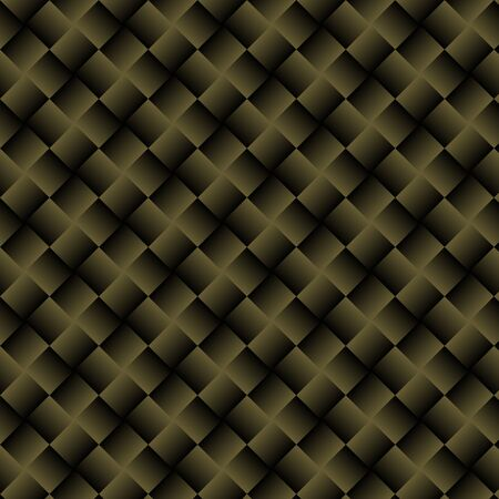 Dark Geometric Background with Squares - Abstract Wallpaper Reklamní fotografie