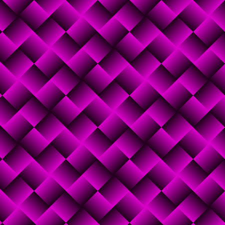 Pink Geometric Background with Squares - Abstract Wallpaper