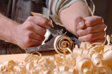 shavings: Carpenter