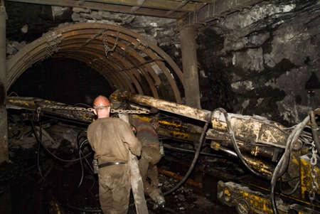 mineria: cinta transportadora de carb�n
