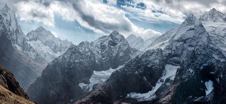 dombai: Dombai - a mountainous area in Karachay-Cherkessia in the Kuban basin in the North Caucasus Russia