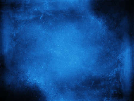 big blue textured abstract background
