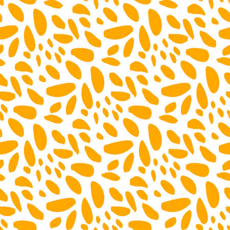 Simple memphis seamless pattern background