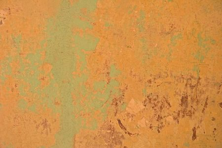 abstractly: old wall with scratches and wall colors, good background Stock Photo