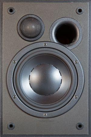 cross recess: Loud speaker detail, round membrane