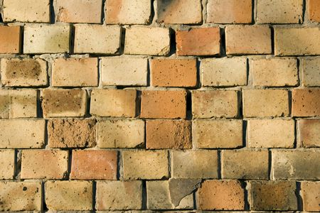 clinker: clinker brick wall detail - background and afterimage