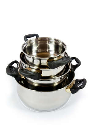 stockpot: a stack of pots