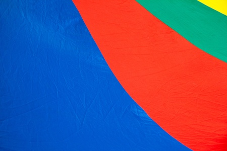 spectra: red green blue yellow - colorful background and afterimage Stock Photo