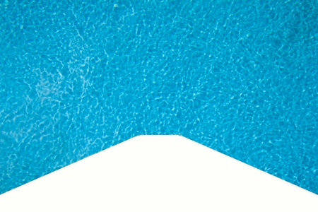 hydrochloric: blue Water in swimming pool
