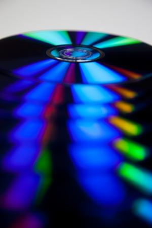 mass storage: DVD data storage medium - black Digital Video Disc