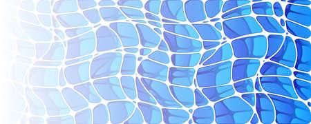 Vector Illustration of abstract vintage background. Decorative stained glass pattern for design poster, banner, cover. Vintage window texture for presentation. Vektoros illusztráció