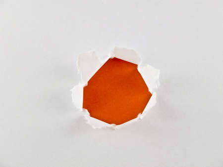 red hole Stock Photo - 2941496