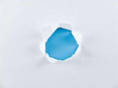 blue hole Stock Photo - 2941497