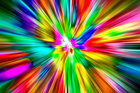 Bright abstract multicolored background. Stock Photo