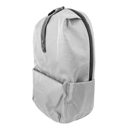 Backpack isolate on white background