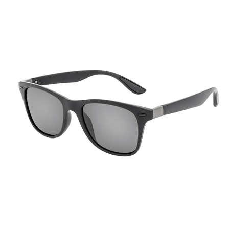Okulary przeciwsłoneczne na białym tle Zdjęcie Seryjne