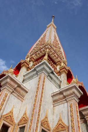 chalong: Wat Chalong Temple Phuket