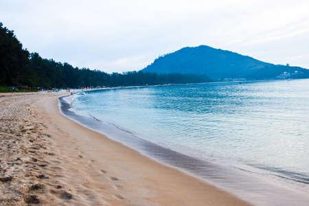 Nai Yang beach Stock Photo - 8705070