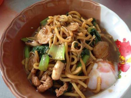 tradional: Phuket traditional noodle