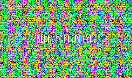 Color pixel noise. Test TV Screen Digital VHS Background. Error Computer Video. Glitch Texture for Game. Abstract Damage. Stock Illustratie