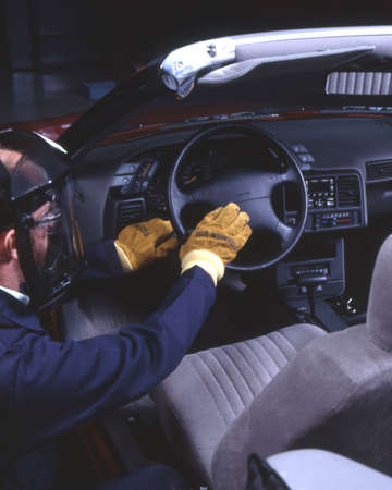 Installing Airbags