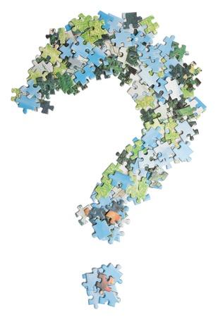 answer question: punto interrogativo