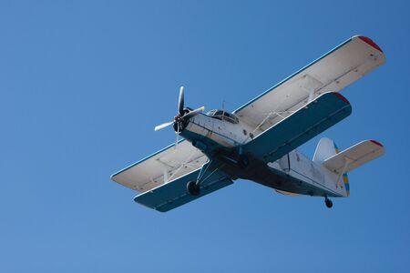 Plane on air photo