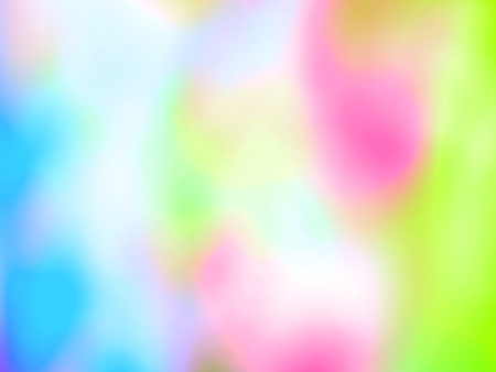 A Close up Image of Multi Coloured Gradient Light Showing a Colour Effect of Cloud and Fog