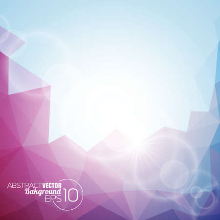 simple geometry: Abstract vector geometric background design.