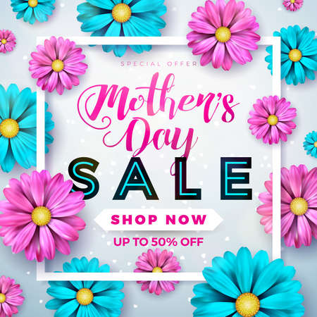 Mother's Day Sale template design