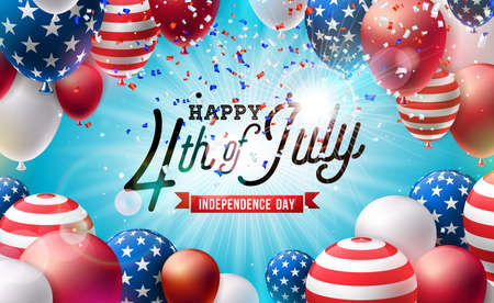 4th of July Independence Day of the USA