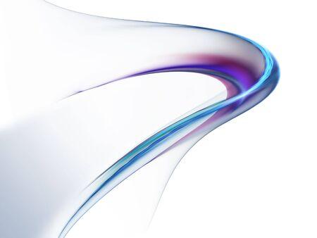 colorido movimiento ondulado que fluye la energ�a, resumen indicativo, la actividad empresarial de estilo Foto de archivo - 4023609