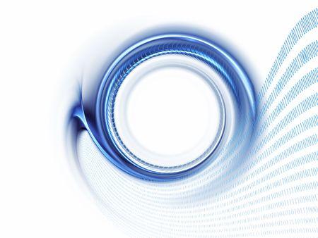Internet-Konzept, Binärcode Datenfluss-, Kommunikations - Standard-Bild - 5236825