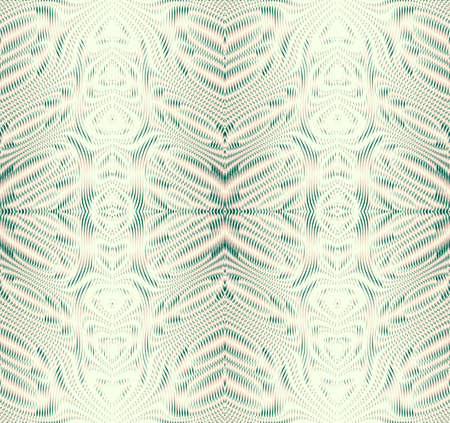 Ornamental pastel abstract texture with wavy lines and glow effect. Multicolored gradient banner for web background saver, mobile apps, business card, page, image of blog, books, site.