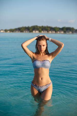 Exotic Bikini Models