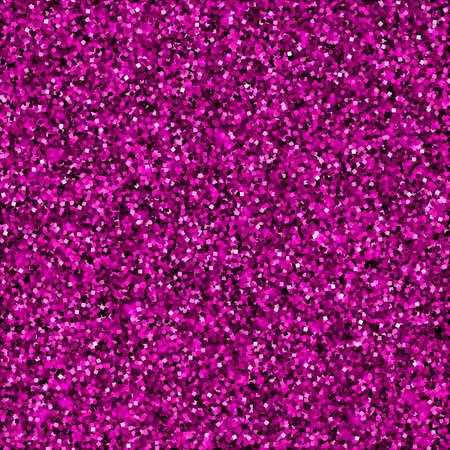 Abstract luxury seamless purple glitter texture pattern. EPS 10 vector file Vetores