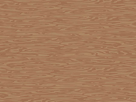 Seamless wooden surface background. EPS 10 vector file included Çizim