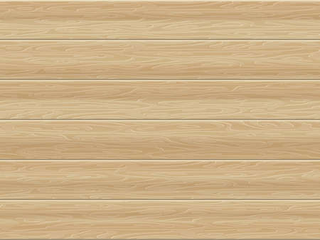Seamless wooden board surface background. EPS 10 vector file included