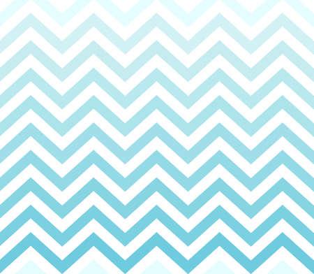 Seamless chevron marine color pattern blue texture. Ilustração