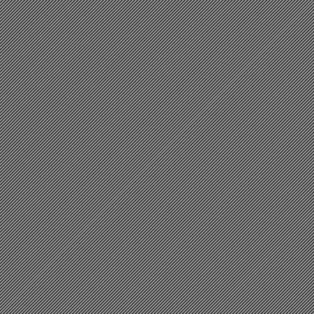 Diagonal lines seamless pattern. Repeat straight stripes texture background. Ilustração