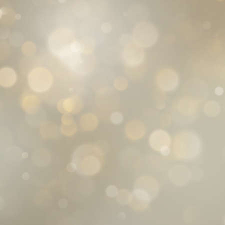 Christmas golden holiday abstract glitter defocused background with blurred bokeh. EPS 10 Foto de archivo - 143701412