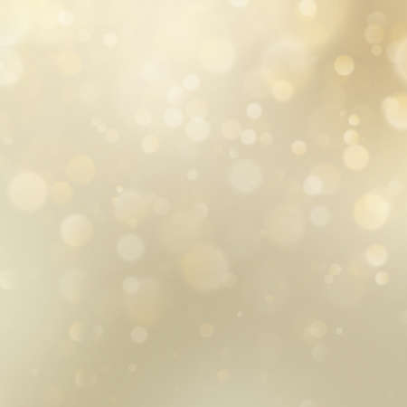 Abstract golden glitter defocused bokeh background. Christmas template. Holiday Lights. EPS 10 vector file