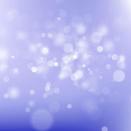 Purple glitter defocused lights background. EPS 10 vector file Ilustración de vector