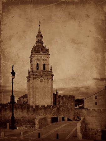 old times: Recordando viejos tiempos ... Foto de archivo