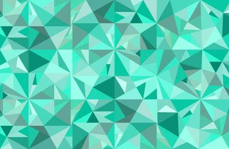 diamond background: Abstract blue diamond vector geometric art background Illustration
