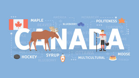 Welcome to Canada. Visit North American and French culture.