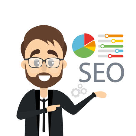 Man for SEO.